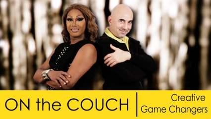 On the Couch Sofonda Cox (with other very special Creative Game Changers)