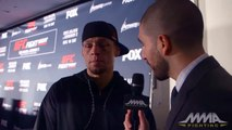 UFC on FOX 17: Nate Diaz says UFC Told Him Conor McGregor Fight Is on