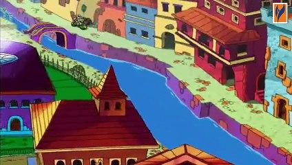 مسلسل كليف هانغر العربي الحلقة 15 الخامسة عشر   Cliffhanger Arabic cartoon HD