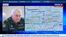 Russia denies shooting down MH17 (With English translator)