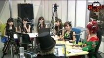 ℃-ute ニコ超ラジオ シュールな登場 ニコニコ超会議2015