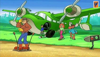 مسلسل كليف هانغر العربي الحلقة 11 الحادية عشر   Cliffhanger Arabic cartoon HD