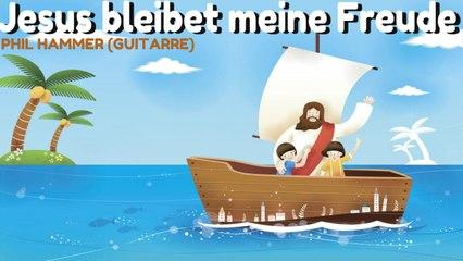 Phil Hammer - Jesus bleibet meine Freude - Deutsche Weihnachtslieder für guitarre