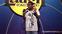 Tony Rock - Audra Knows Black People (Stand Up Comedy)