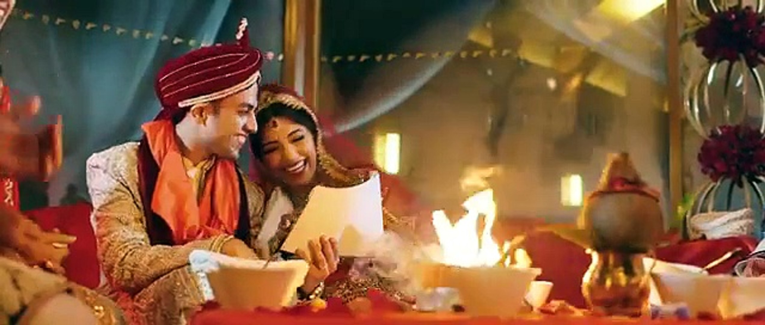 Mash & Natasha  An Indian Wedding in Shangri-la Mactan, Cebu