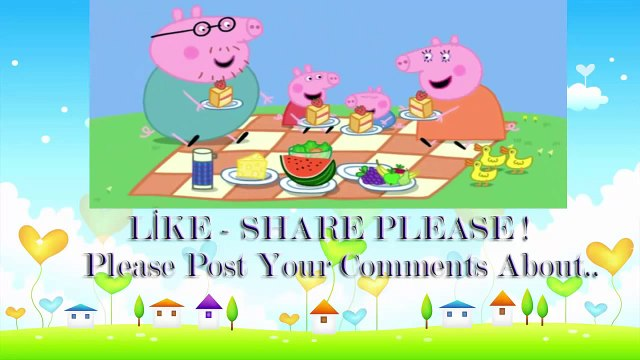 Peppa Pig English Episodes 2015 Disney 2015 Movies Animation Children Cartoons Films For