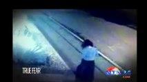 Fantasmas reales filmados Real ghost caught on tape