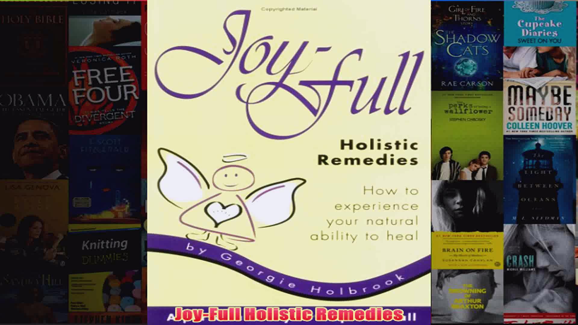 JoyFull Holistic Remedies