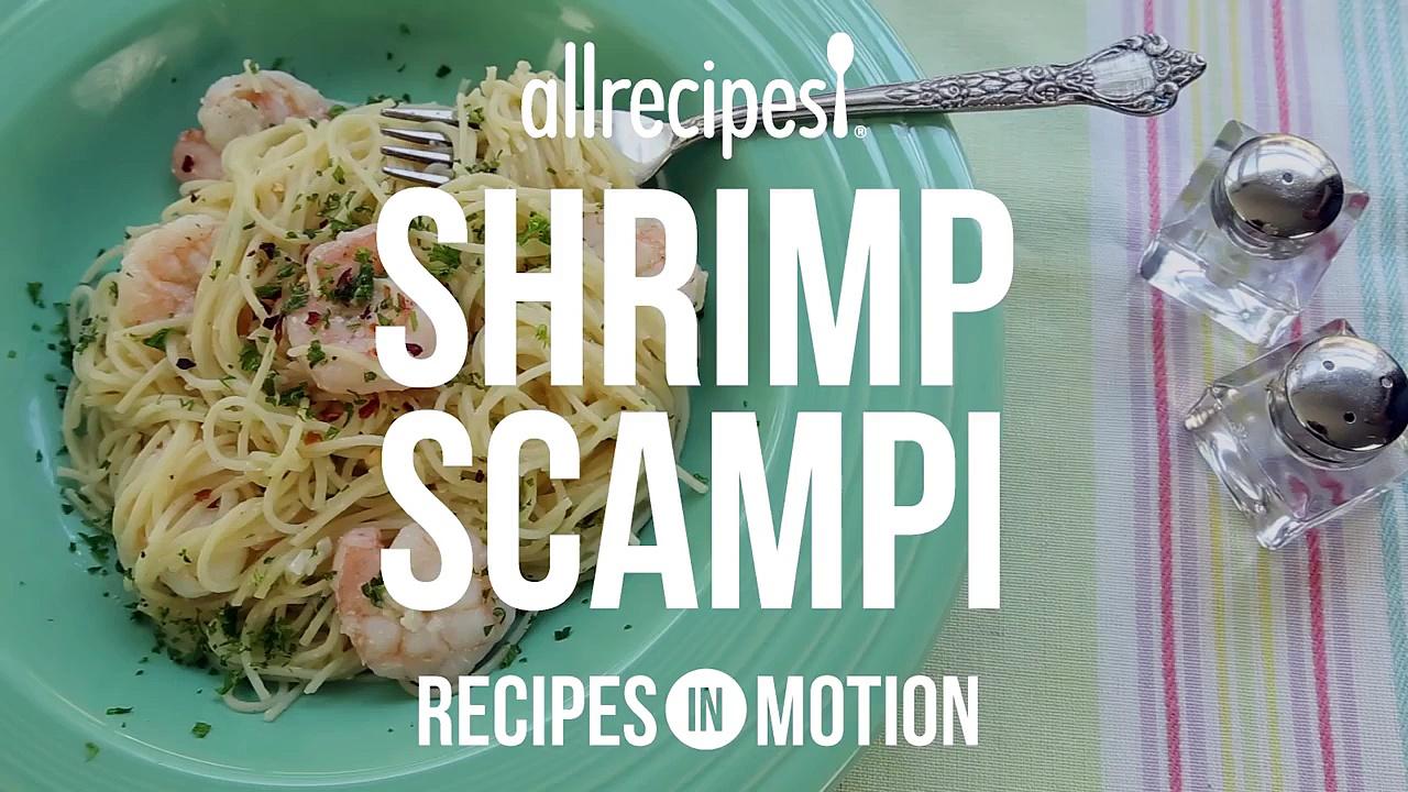 Shrimp Recipes – How to Make Shrimp Scampi