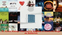 PDF Download  St Louis Rising The French Regime of Louis St Ange de Bellerive Read Online