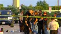 ORIGINAL FOOTAGE ) Waco Texas Shooting 9 biker gangs Dead In
