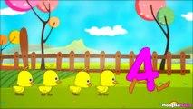 Five Little Ducks | Plus Lots More Nursery Rhymes For Babies by Hooplakidz