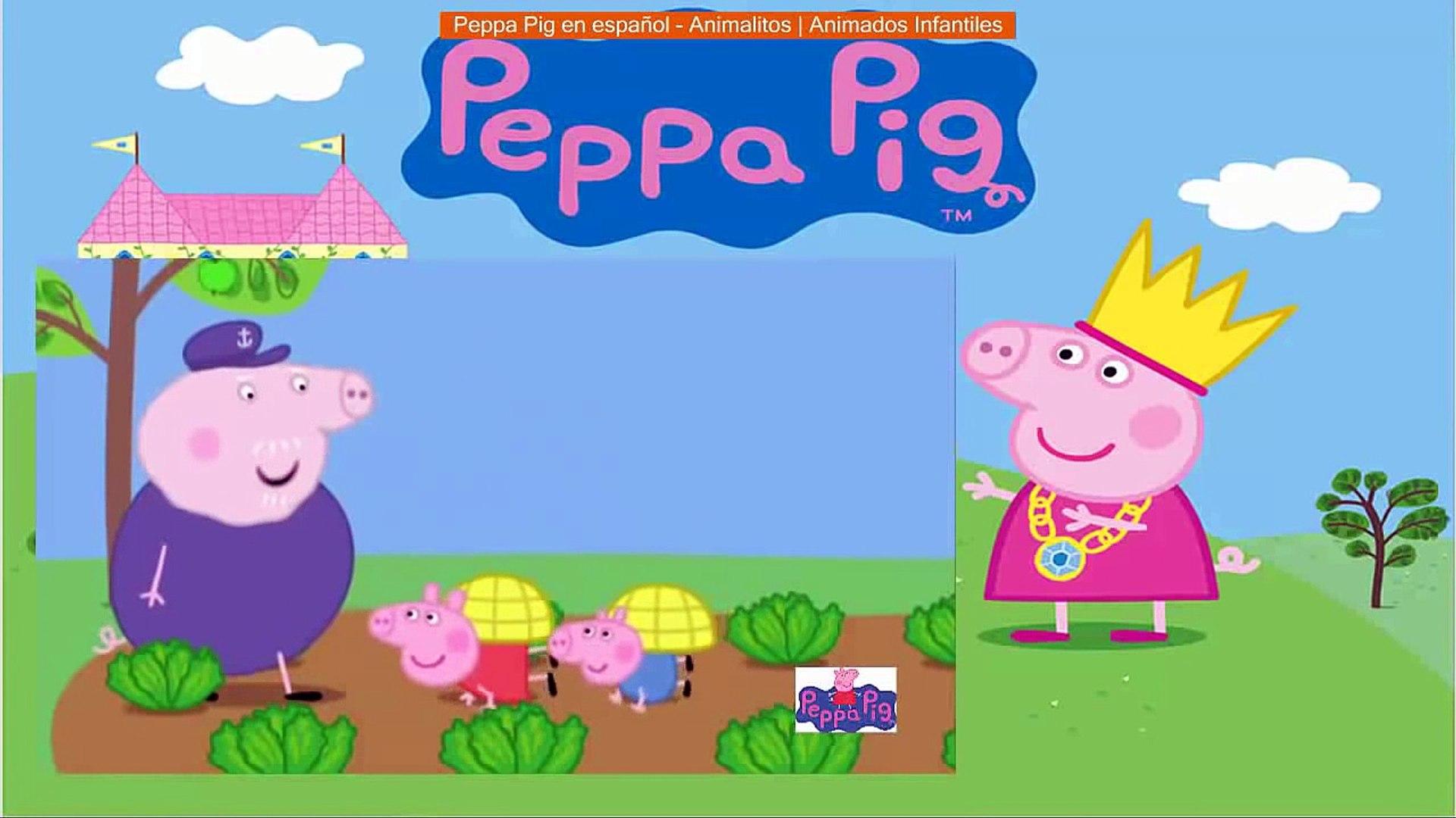 discovery kids Peppa Pig en español - Animalitos | Animados Infantiles discovery kids