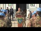 Libano - Renzi saluta il contingente italiano in Libano (22.12.15)