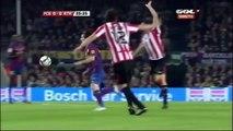 Lionel Messi vs Athletic Bilbao • La Liga • 2009/2010
