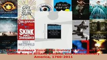 Read  Local Business Voice The History of Chambers of Commerce in Britain Ireland and Ebook Free