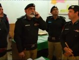 IG KPK Nasir Durrani Makes Surprise Visit to a Local Police Station