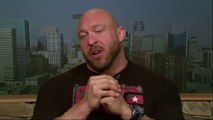 """IR Interview: Ryan 'Ryback' Reeves For """"WWE Tribute To The Troops"""" [USA]"""