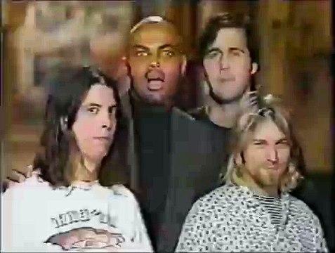 Nirvana SNL Promo Rehersal 1993