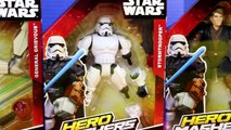 Disney Star Wars Hero Mashers Stormtrooper Darth Vader Anakin Skywalker General Grievous G