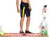 Skins Men's Compression Tri 400 Mens Shorts Black/Yellow M T50052009M