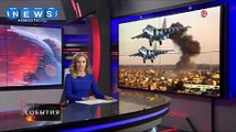 РОССИЯ продолжает наносить АВИАУДАРЫ по ИГИЛ! Террористы БЕГУТ Новости России Европы США