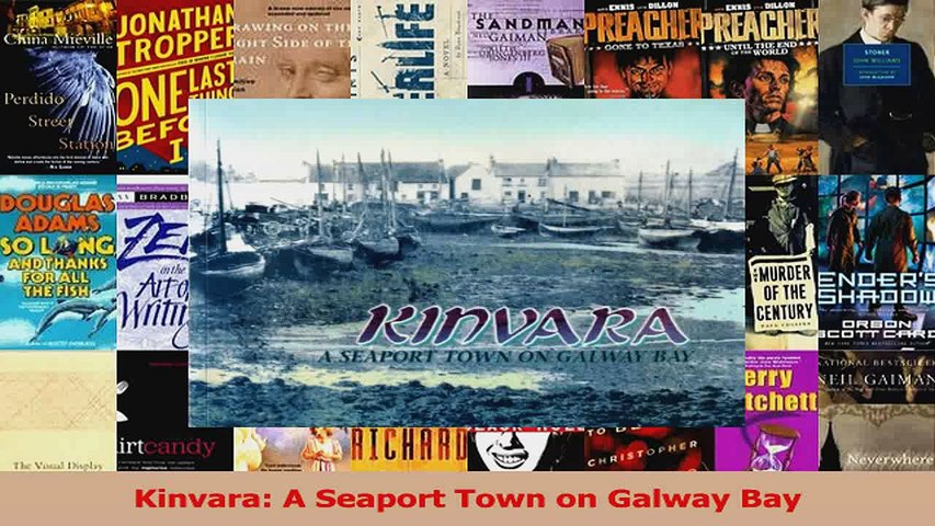 PDF Download  Kinvara A Seaport Town on Galway Bay Download Full Ebook