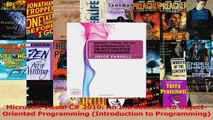 PDF Download  Microsoft Visual C 2010 An Introduction to ObjectOriented Programming Introduction to Read Full Ebook