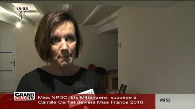 Iris Mittenaere séduit les Français!