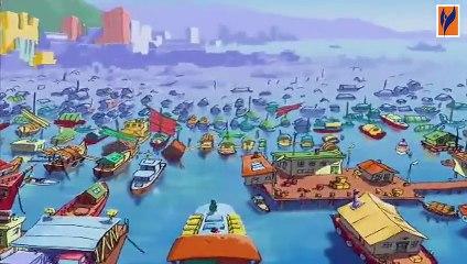 أفلام كرتون كليف هانغر العربي الحلقة 1 الأولى   Cliffhanger Arabic cartoon HD
