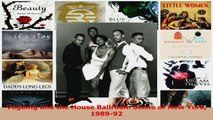 PDF Download  Voguing and the House Ballroom Scene of New York 198992 Read Full Ebook