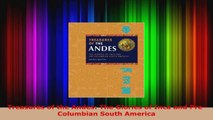 Download  Treasures of the Andes The Glories of Inca and PreColumbian South America Ebook Free