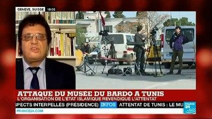 Riadh Sidaoui: L'attentat de Bardo: Enjeux et Objectifs des terroristes