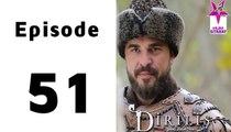 Dirilis Episode 51 Full on Hum Sitaray in High Quality