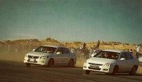 Car Drifting pakistan karachi - Drift + Donuts - must watch.