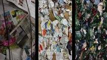 Poubelles jaunes, poubelles vertes : que deviennent les déchets des Parisiens ?