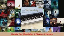 Read  Duets for Worship 1 Piano 4 Hands EBooks Online