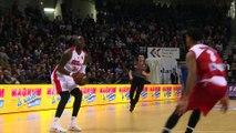 SLUC Nancy Basket - Cholet Basket (22/12/2015)