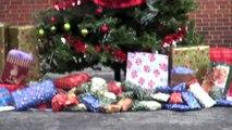 Noël: Le geste magnifique d'un homme envers des sans-abris...