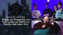 Feadz + Orgasmic + Teki Latex + Betty + Basile new year mix — Overdrive Infinity
