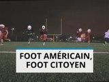 En Seine-St-Denis, le football U.S. forme des citoyens