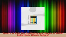 Read  Empire of Dirt The Aesthetics and Rituals of British Indie Music Music Culture EBooks Online
