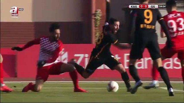 Kastamonuspor - Galatasaray 1-2 | Maçın özeti (23 Aralık 2015)