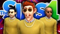 NIGELS GANG! - The Sims 4: Get Together - #16 - (Sims 4 Funny Moments)