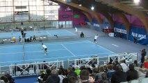 Finale des championnats de France de tennis 2015