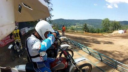 motocross de ramonchamp 2015, course evo deuxième manche