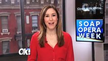 Soap Week on OK! TV with General Hospital star Laura Wright