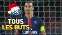 Tous les buts de Zlatan Ibrahimovic J1 - J19 / Ligue 1 - saison 2015-16