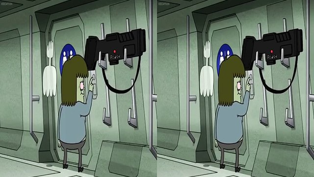 Regular Show The Movie - Regular Show Movie 3D_64