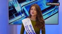 """Miss Provence : """"Le concours Miss France m'a fait grandir"""""""